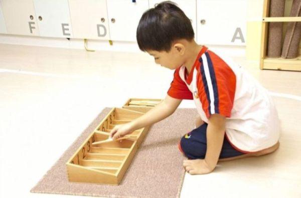 儿童数学敏感期